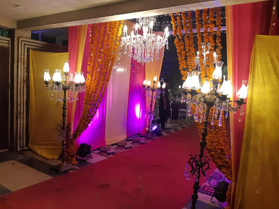 Millat Catering & Decorators