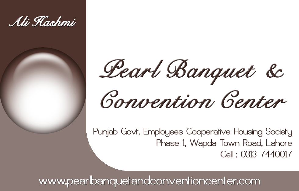 Pearl Banquet And Convention Center